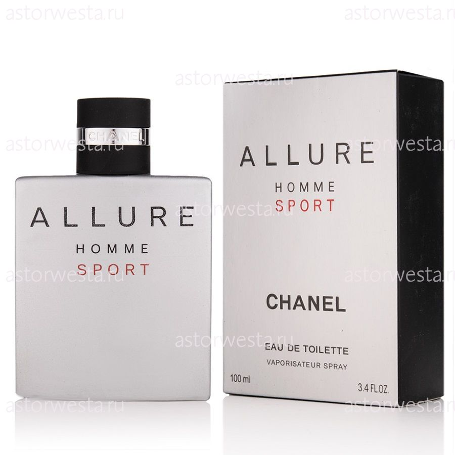 Туалетная вода Chanel Allure Homme Sport, 100 ml (ПОД ЗАКАЗ)