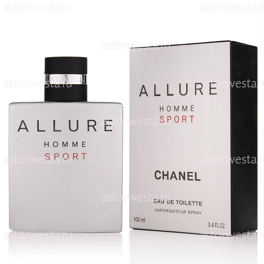 Туалетная вода Chanel Allure Homme Sport, 100 ml