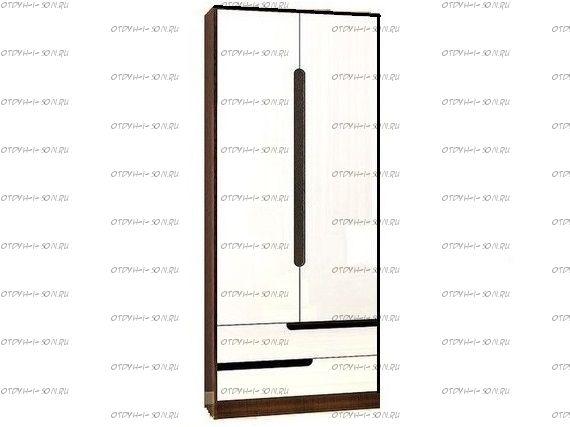 Шкаф 2-дверный Гавана (84х51х220)
