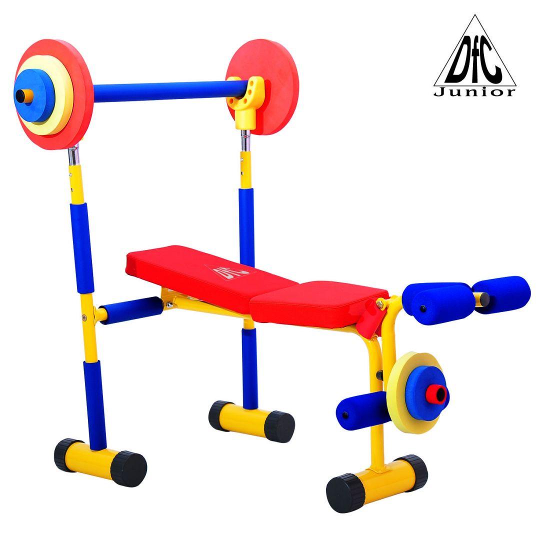 Детская скамья для жима - DFC VT-2400