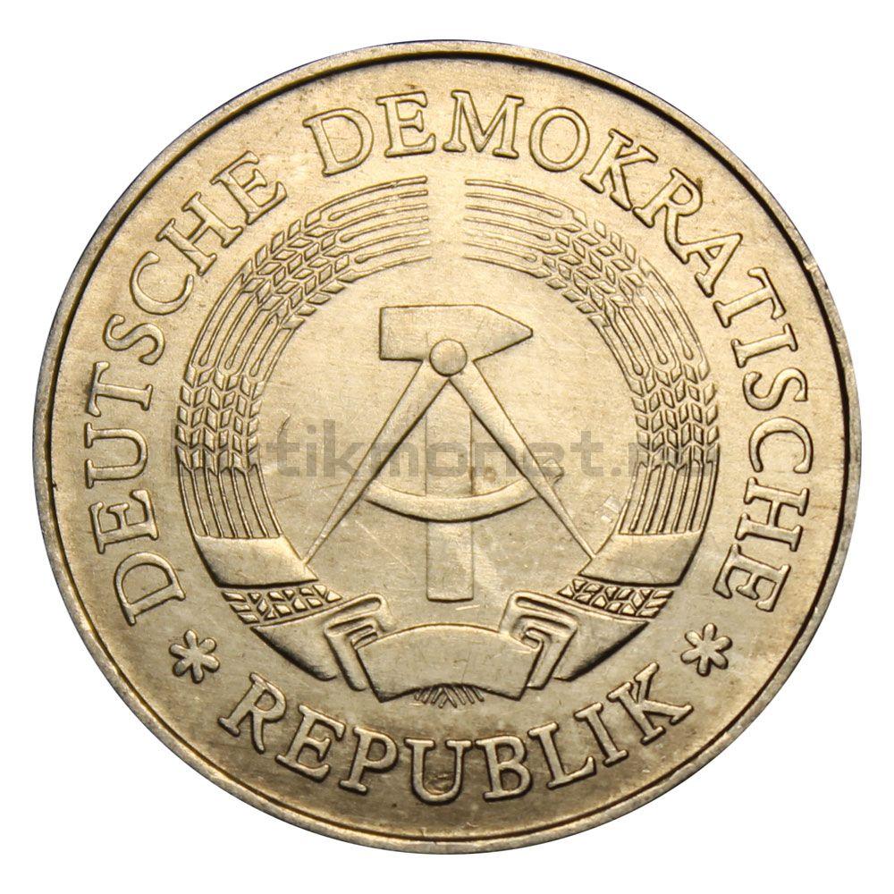 1 марка 1982 ГДР