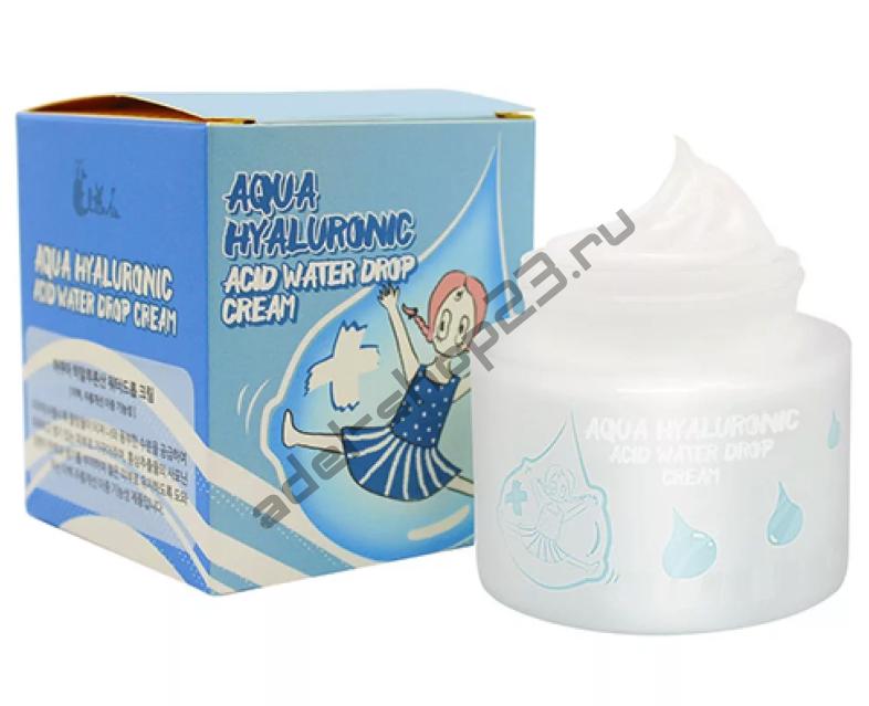 """ELIZAVECCA - Крем для лица с гиалуроновой кислотой """"AQUA HYALUONIC"""" 50 ml"""
