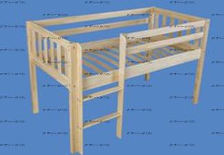 Кровать-чердак Кроха-2