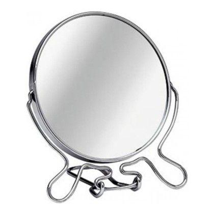 Зеркало Настольное Двухстороннее С Увеличением, Диаметр 11 См
