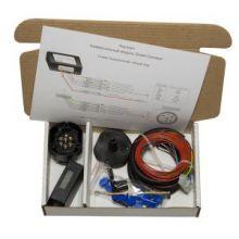Электрика к фаркопу, TRIO, с блоком согласования (smart connect)