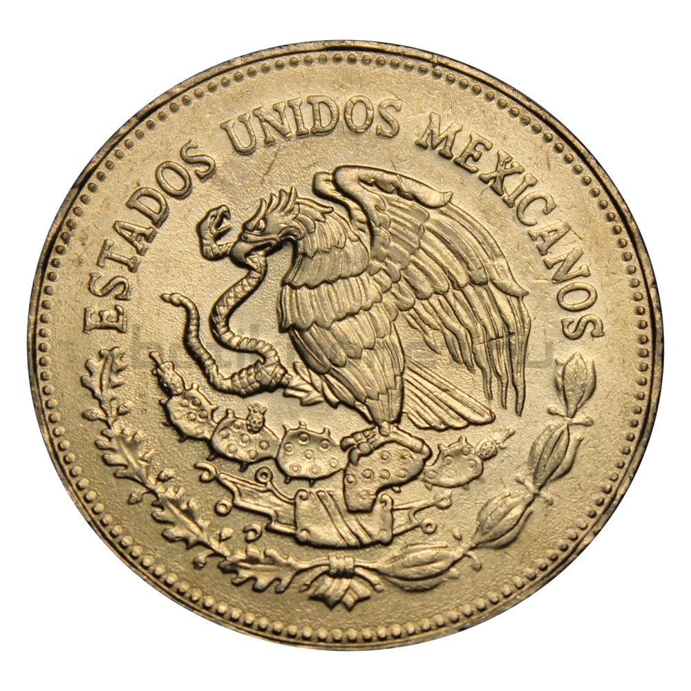 200 песо 1985 Мексика 75 лет Революции