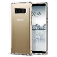 Чехол Spigen Rugged Crystal для Samsung Galaxy Note 8 прозрачный