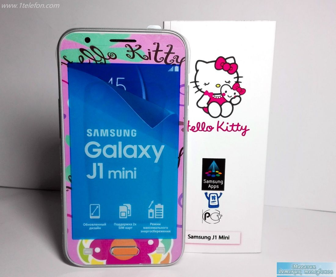 BQ Mobile BQ-4072 (Hello Kitty)