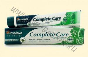 Индийская зубная паста Himalaya Complete Care 40 г