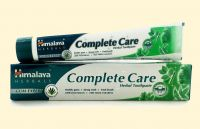 Индийская зубная паста Himalaya Complete Care (Гималая комплит кейр). Интернет магазин с бесплатной доставкой из Индии