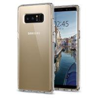 Чехол Spigen Ultra Hybrid для Samsung Galaxy Note 8 кристально-прозрачный