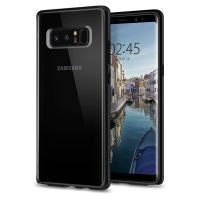 Чехол Spigen Ultra Hybrid для Samsung Galaxy Note 8 черный