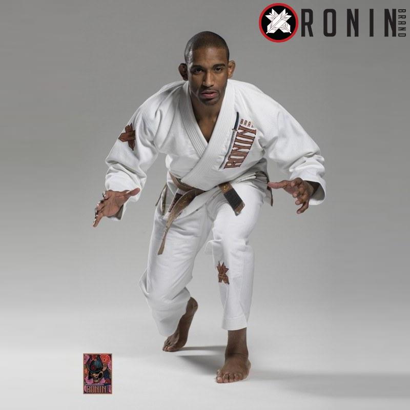 Кимоно Ronin Emperor - White
