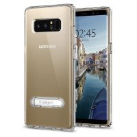 Чехол Spigen Ultra Hybrid S для Samsung Galaxy Note 8 кристально-прозрачный