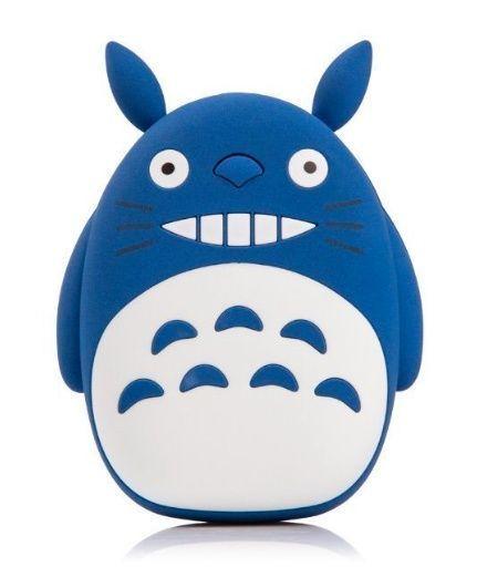 Внешний аккумулятор Totoro Power Bank (Цвет: Голубой)