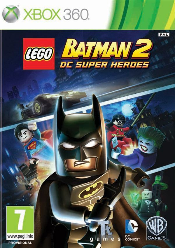 Игра Lego Batman 2 DC Super Heroes (Xbox 360)