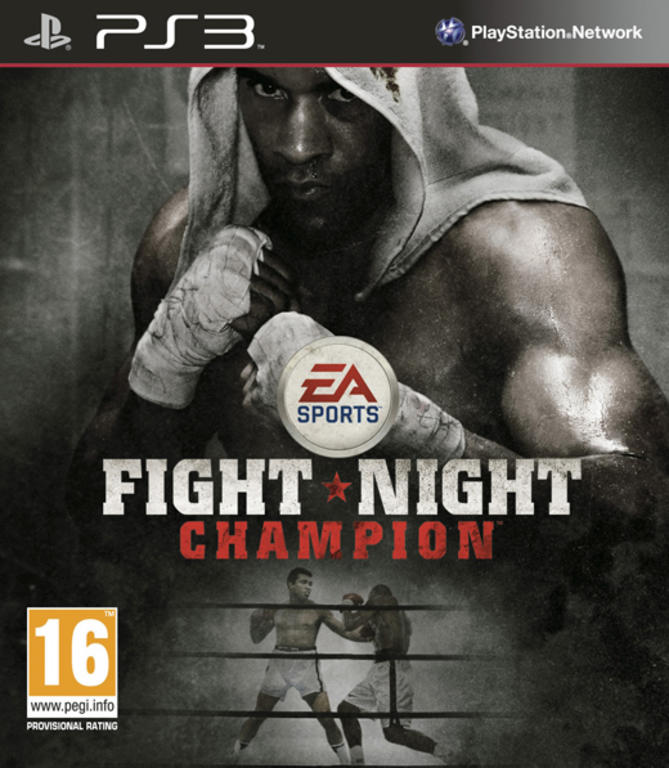 Игра Fight Night Champion (PS3)