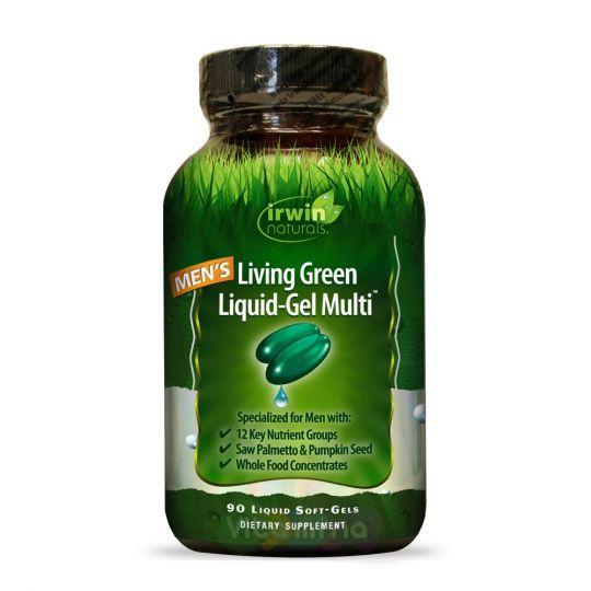 Комплекс для мужчин Living Green Liquid-Gel Multi, 90 капсул