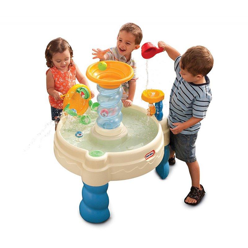 Песочница-водный игровой стол Little Tikes 173752