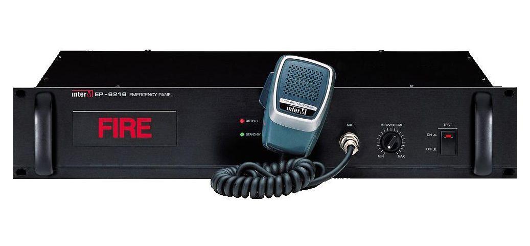 EP-6216 Inter-M Блок тревожной сигнализации
