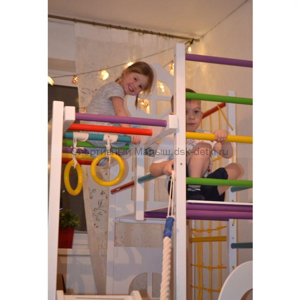 Детские спортивные комплексы для дома купить в сочи