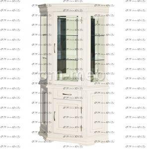 Шкаф-витрина Флоренция-3