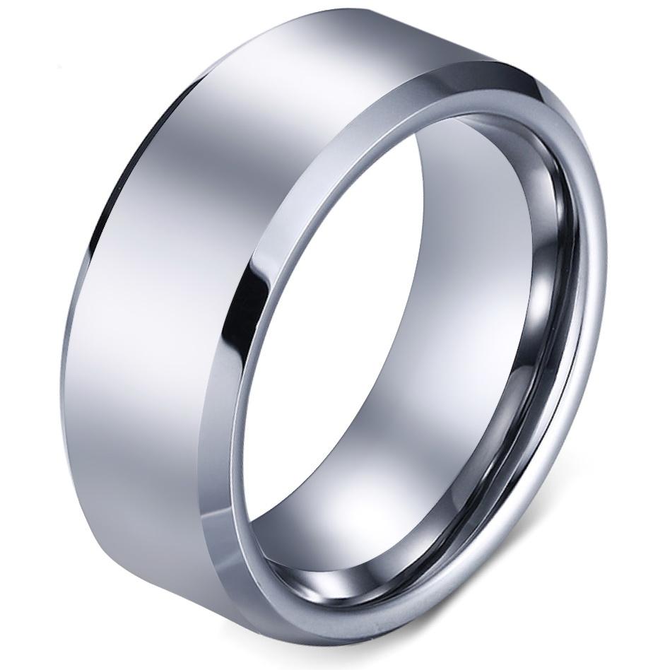 Кольцо титановое мужское
