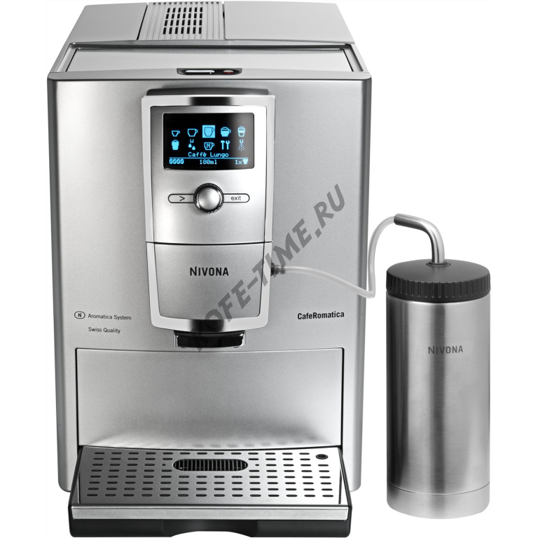 Кофемашина Nivona CafeRomatica 855