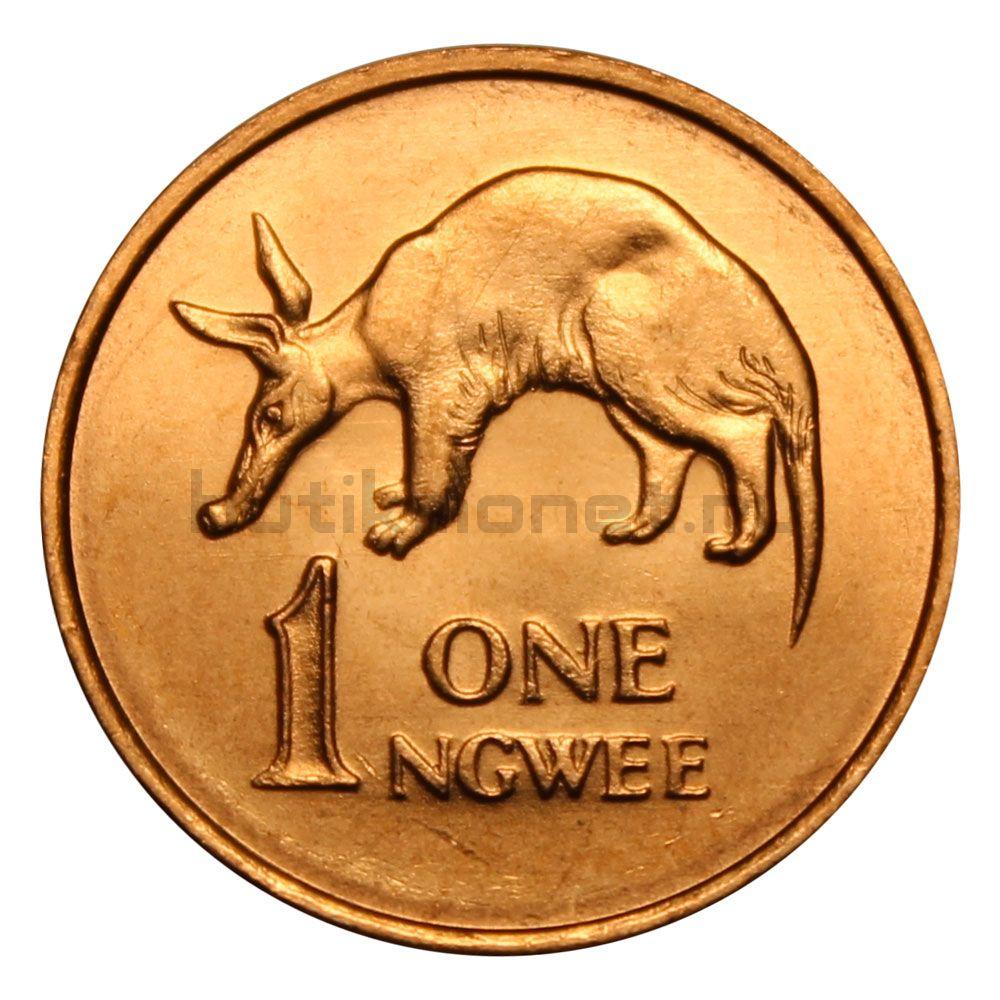 1 нгве 1983 Замбия