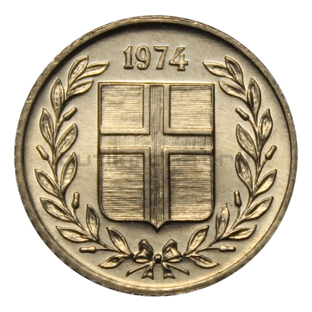 10 эйре 1974 Исландия