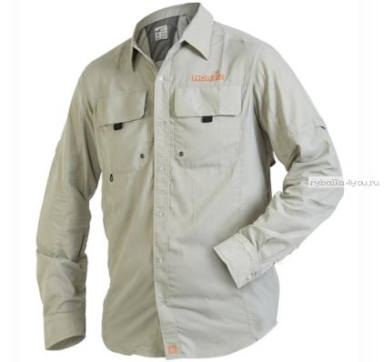 Рубашка Norfin FOCUS GREY (Артикул: 65500)  - купить со скидкой