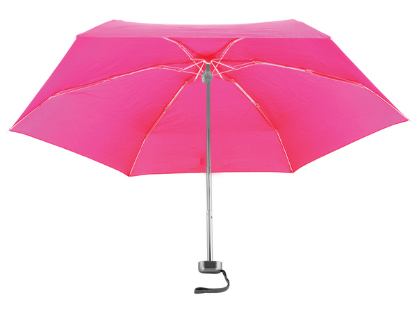 Карманный зонт umbrella розовый