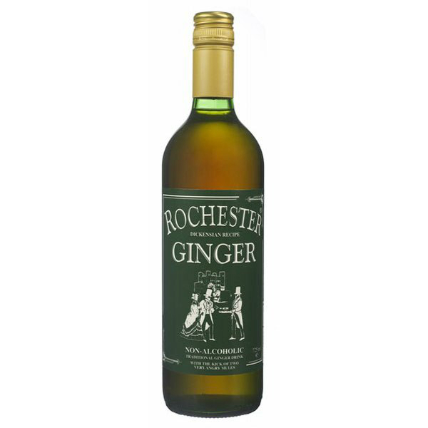 Rochester Ginger Безалкогольный Имбирный напиток - 725 мл