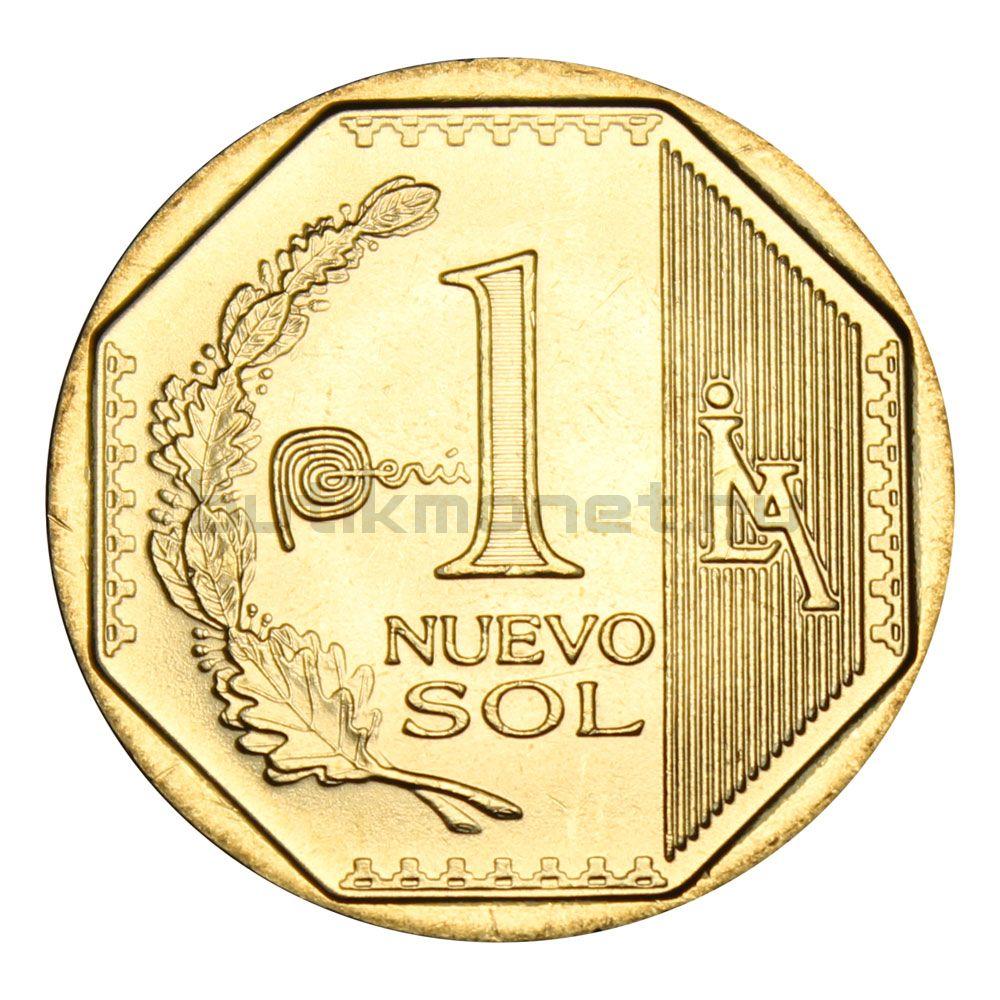 1 новый соль 2014 Перу