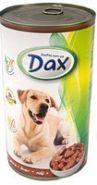 Dax Консервы для взрослых собак с печенью (1240 г)