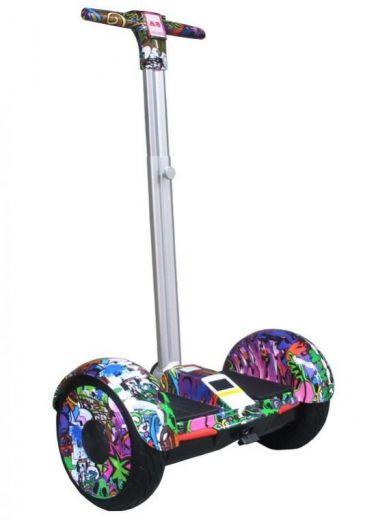 Сигвей Smart Balance A8 Хип Хоп Фиолетовый