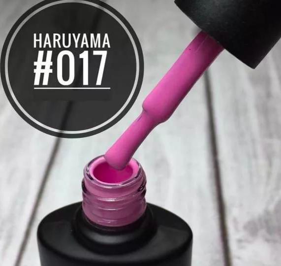 Гель лак Харуяма (Haruyama) 017