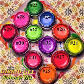 "32 Гибридный гель ""SUMMER HIT"" Royal"