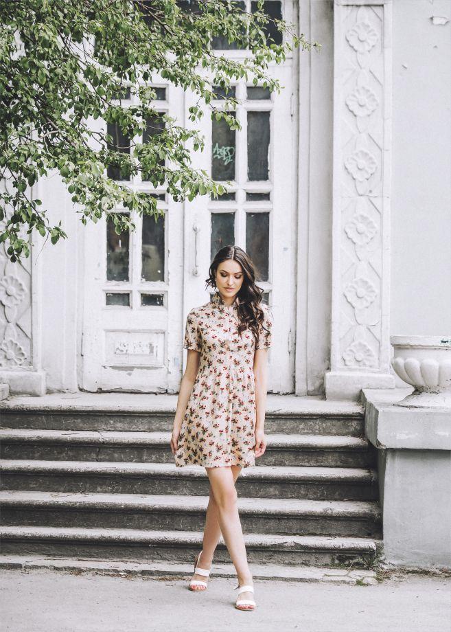 0577. Платье