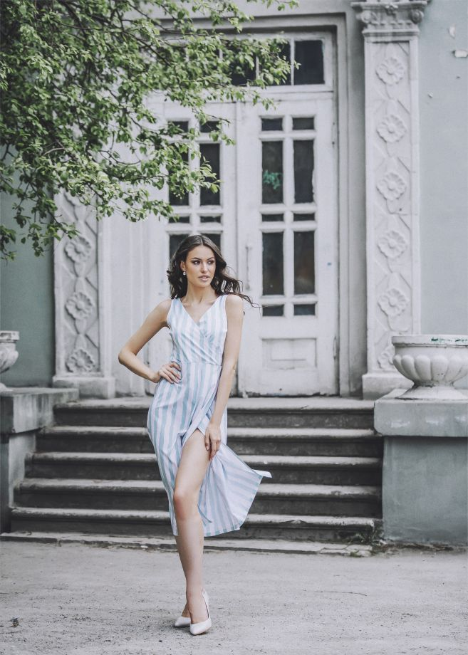 0579. Платье