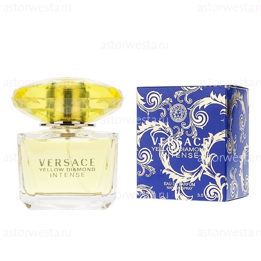 Парфюмерная вода Versace Yellow Diamond Intense, 90 мл