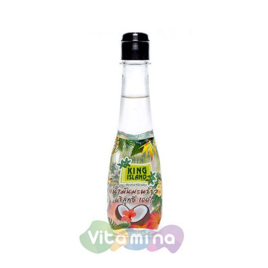 100% Натуральное кокосовое масло King Island