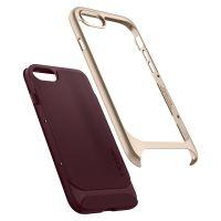 Чехол Spigen Neo Hybrid Herringbone для iPhone 8 бордовый