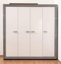 Шкаф НАОМИ 4-х дверный для одежды эмаль