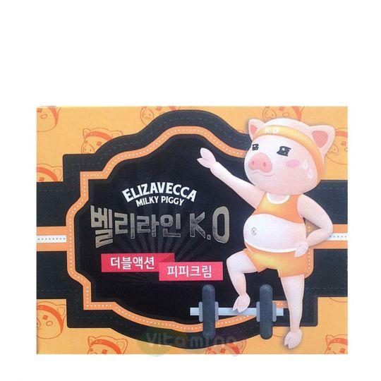 Elizavecca Крем для тела массажный подтягивающий Milky Piggy K.O cream