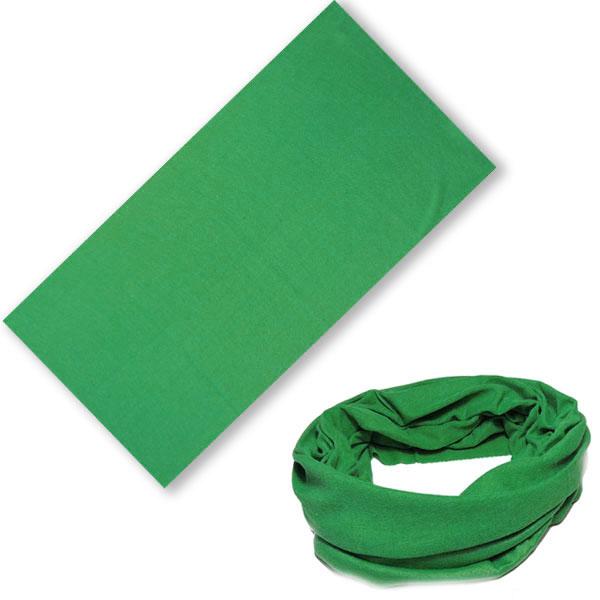 Бандана-трансформер зеленая