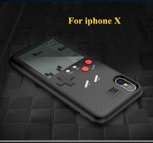 Новинка! Чехол Тетрис iPhone X! Wanle VC-061