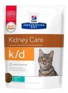 Hill's PD Feline k/d Kidney Care with Tuna Диетический корм при почечной недостаточности (400 г)