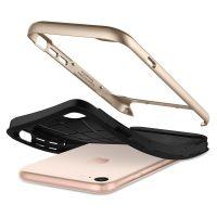 Чехол Spigen Neo Hybrid Herringbone для iPhone 7 золотой