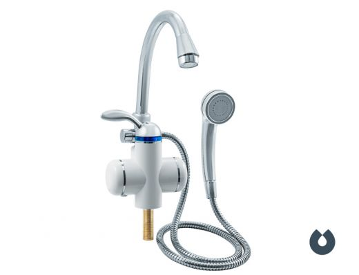 Кран-водонагреватель проточного типа UNIPUMP BEF-001-03
